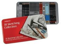 SKETCHING COLLECTION 38 TIN